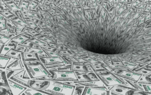 Money pit of self publishing
